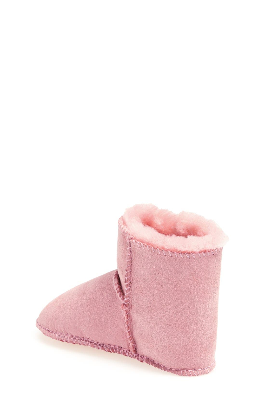 Alternate Image 2  - UGG® Erin Bootie (Baby & Walker)
