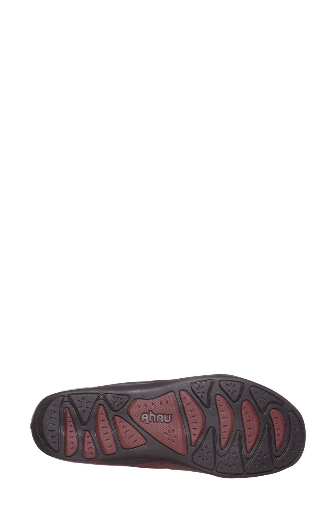 Alternate Image 4  - Ahnu 'Penny' Leather Loafer (Women)