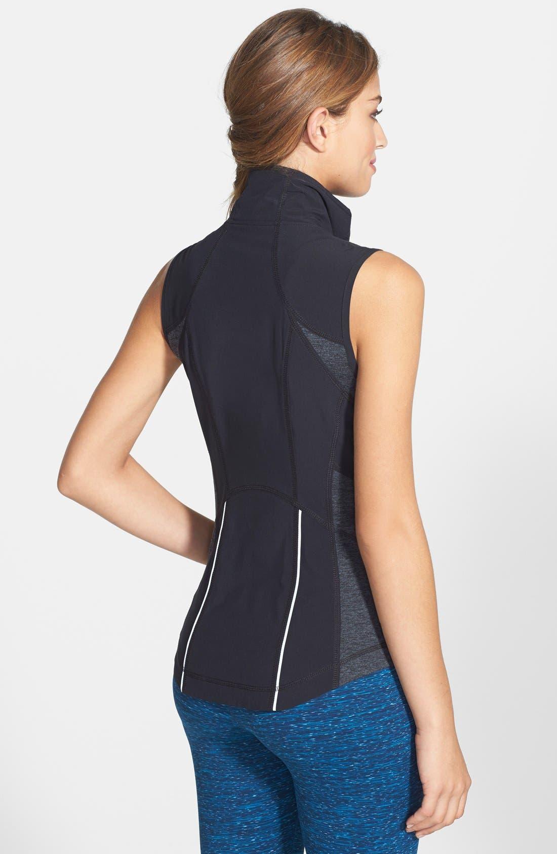 Alternate Image 2  - Zella 'Momentum' Vest