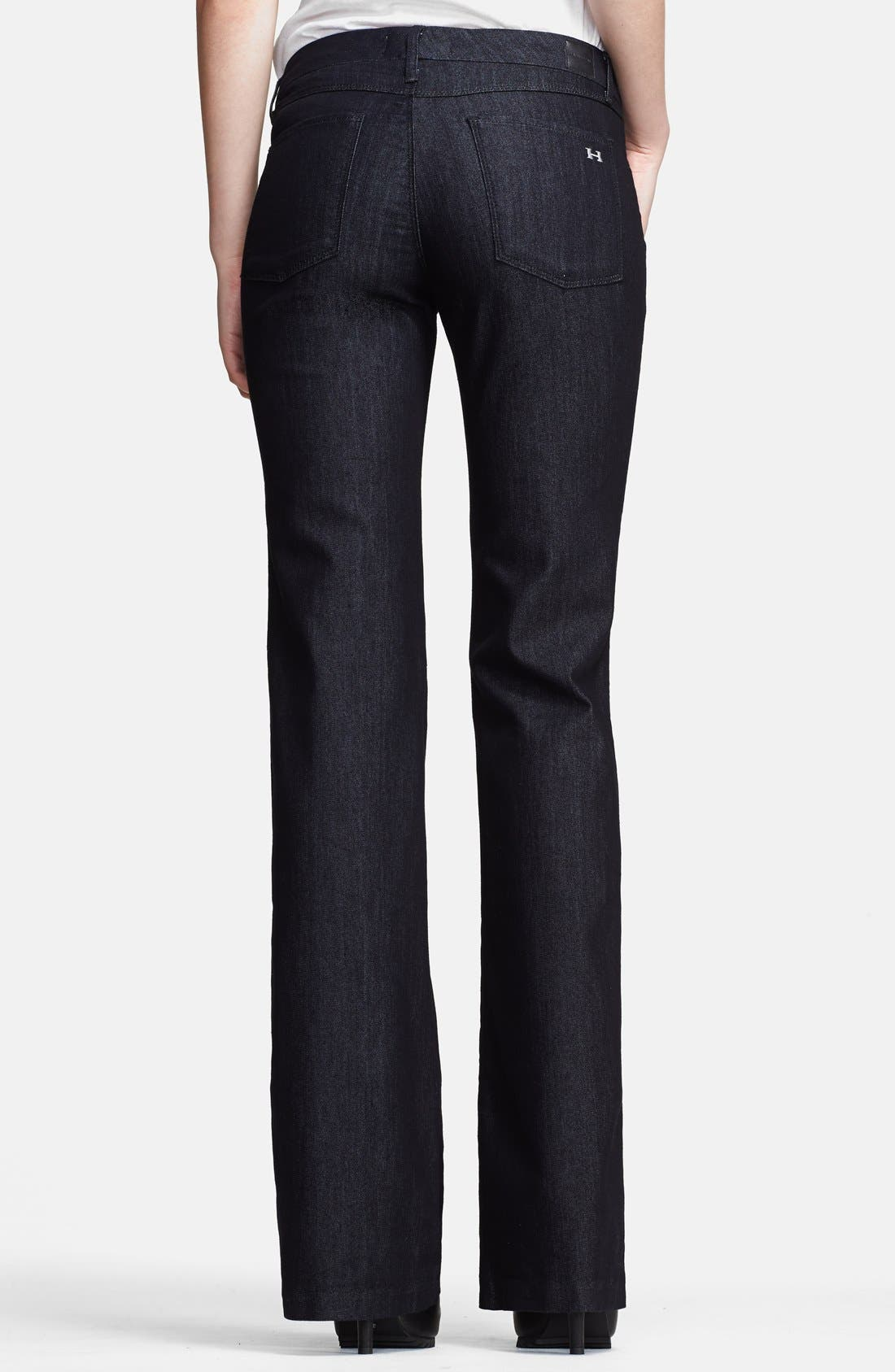 Alternate Image 2  - Habitual 'Pearl Perfect' Denim Trousers (Darkness)
