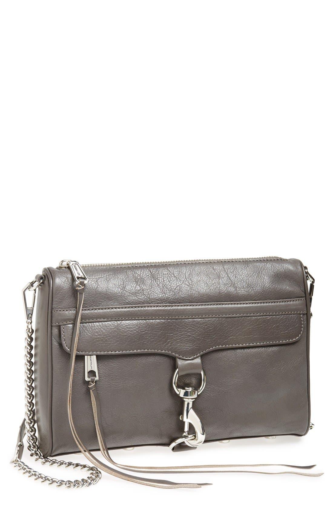 Alternate Image 1 Selected - Rebecca Minkoff 'MAC' Convertible Crossbody Bag