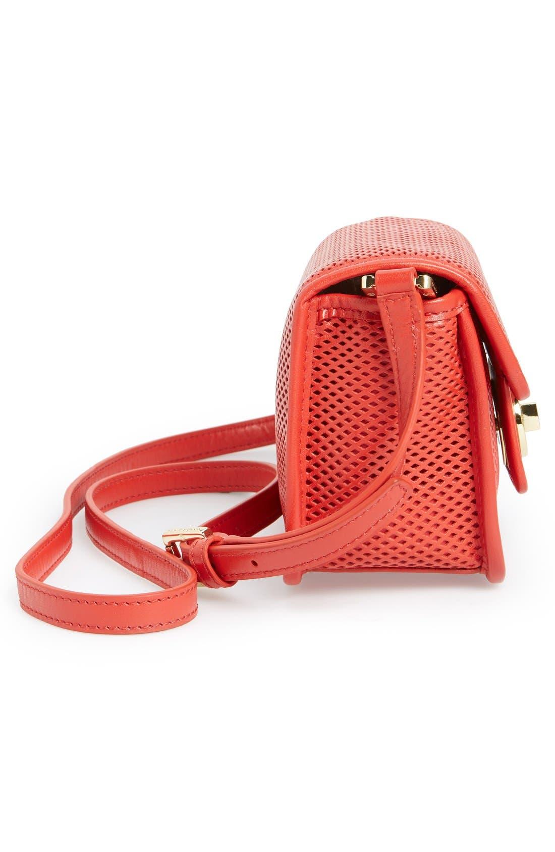 Alternate Image 5  - Tory Burch 'Mini Harper' Leather Crossbody Bag