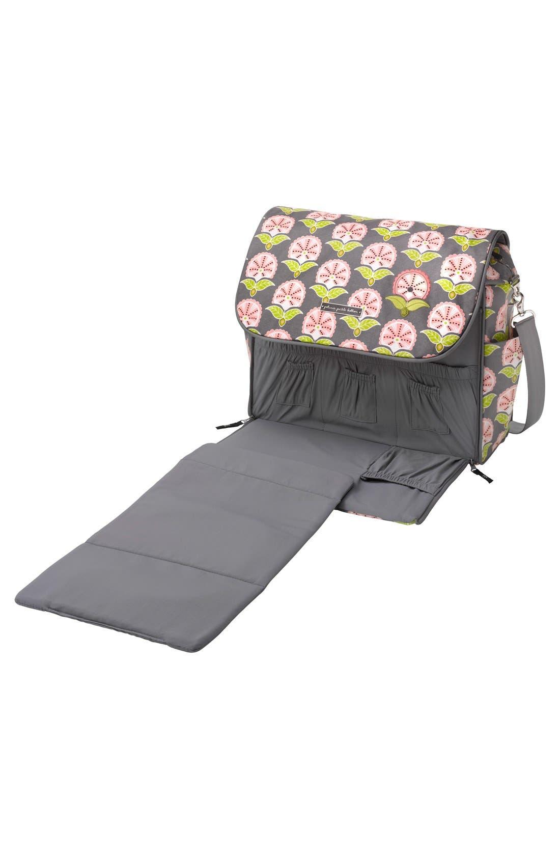Alternate Image 3  - Petunia Pickle Bottom 'Glazed Abundance' Boxy Diaper Backpack