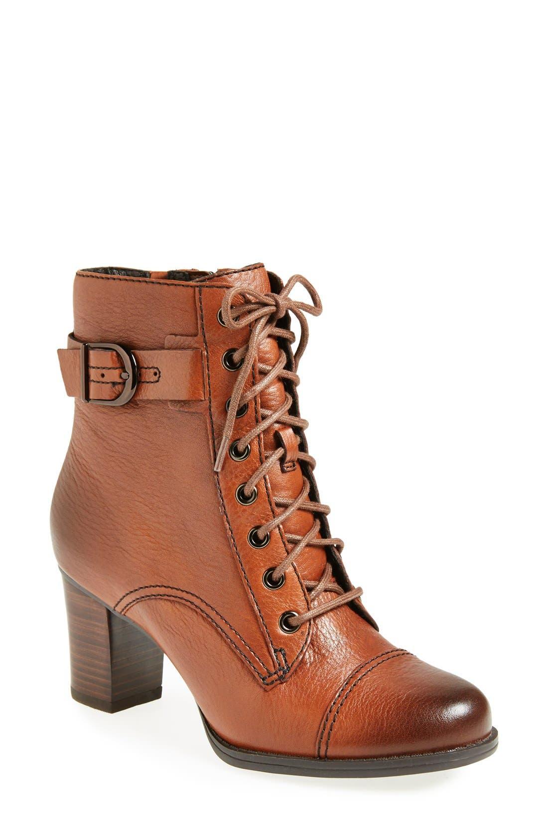 Main Image - Clarks® 'Jolissa Gypsum' Boot (Women)