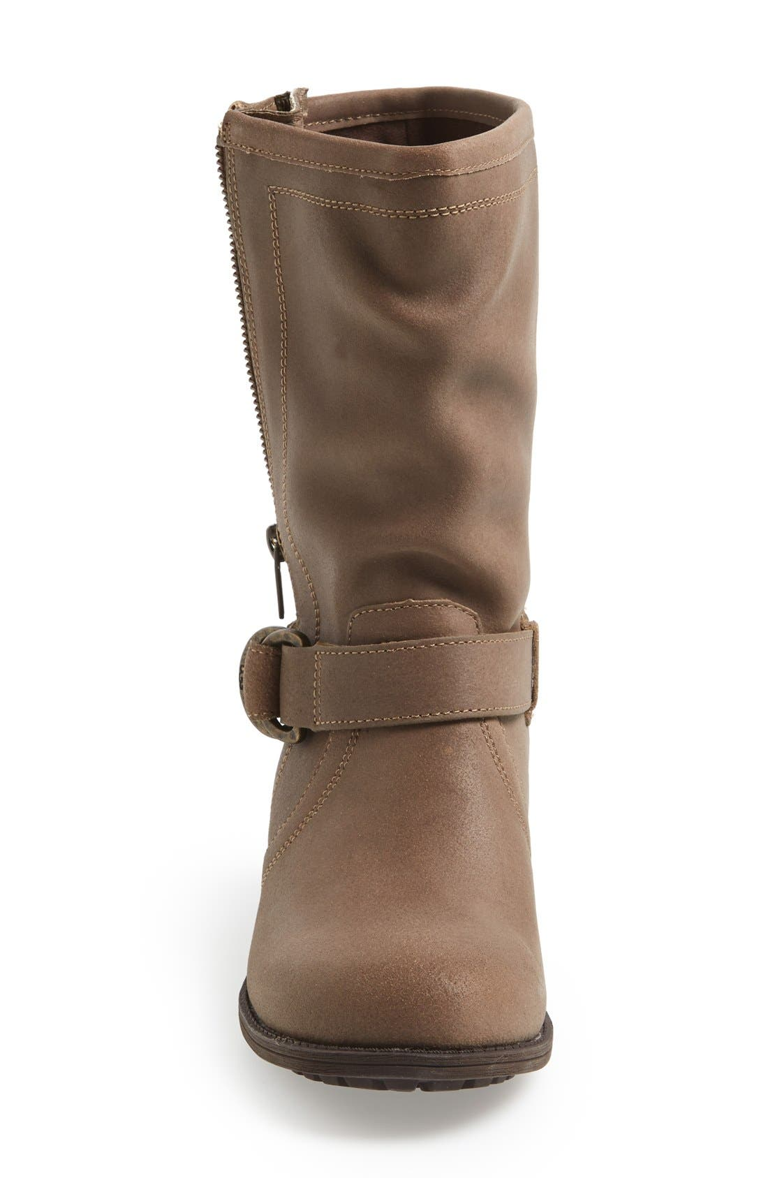 Alternate Image 3  - UGG® Australia 'Silva' Zip Gusset Boot (Women)