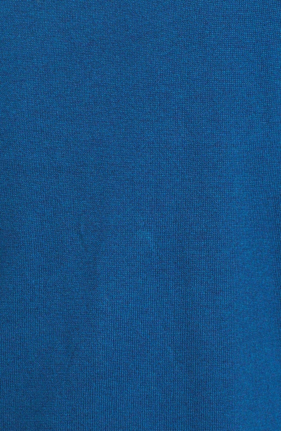 Alternate Image 3  - Tommy Bahama 'Island Luxe' Half Zip Sweatshirt