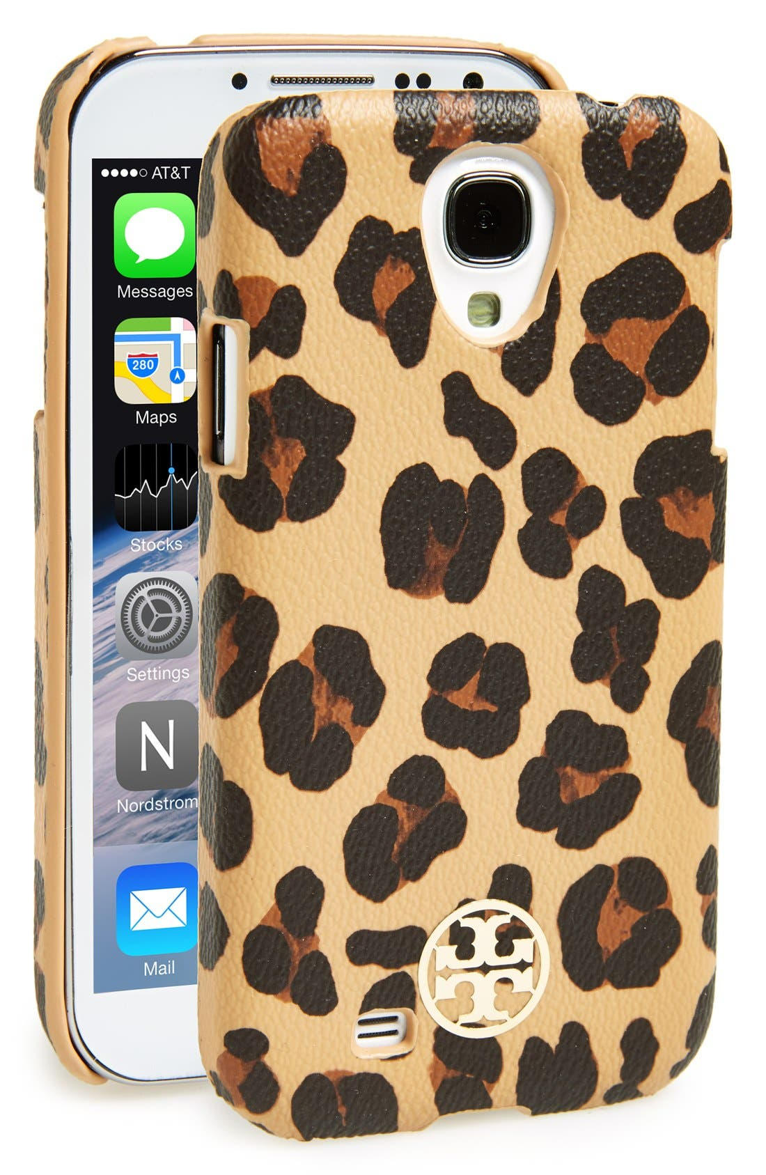 Alternate Image 1 Selected - Tory Burch 'Kerrington' Samsung Galaxy S®4 Case