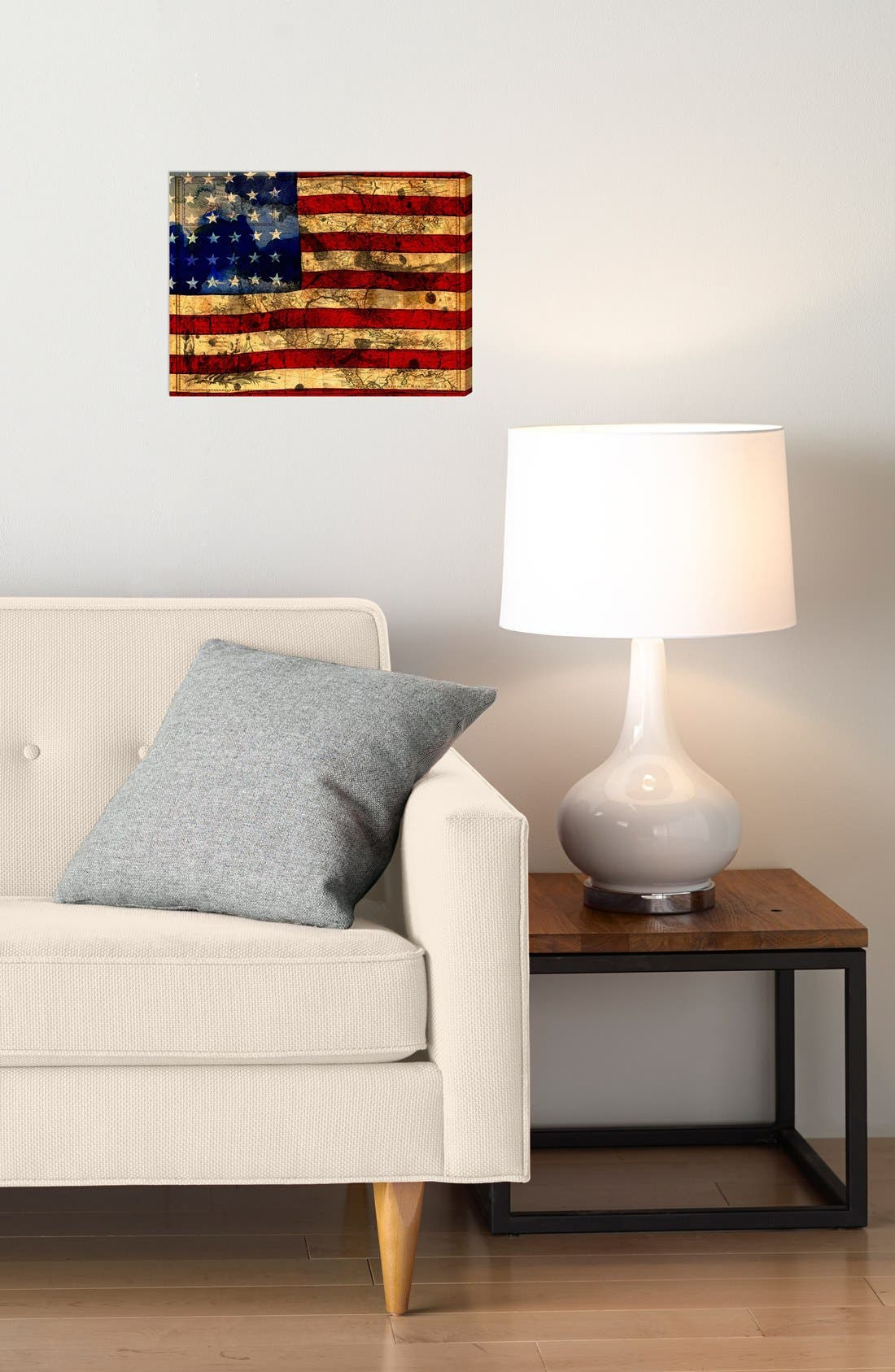 Alternate Image 2  - Oliver Gal 'The Flag' Wall Art