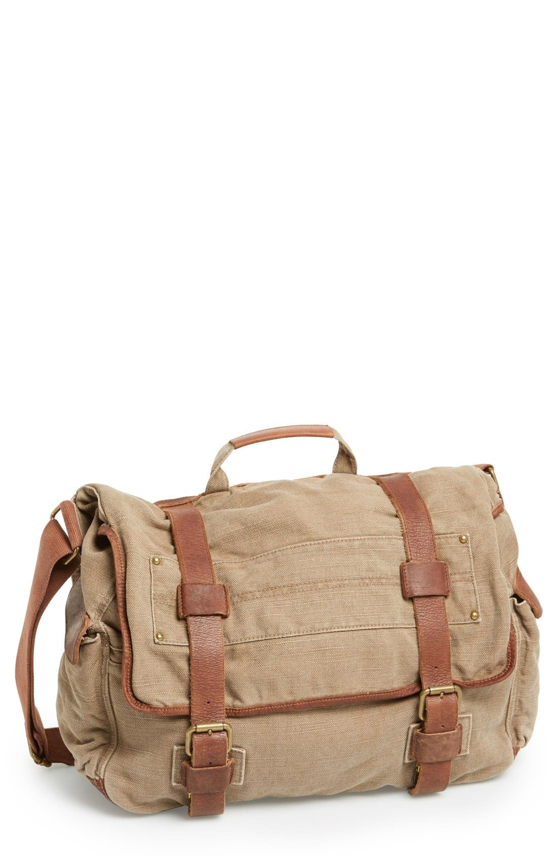 Rawlings® Canvas Messenger Bag
