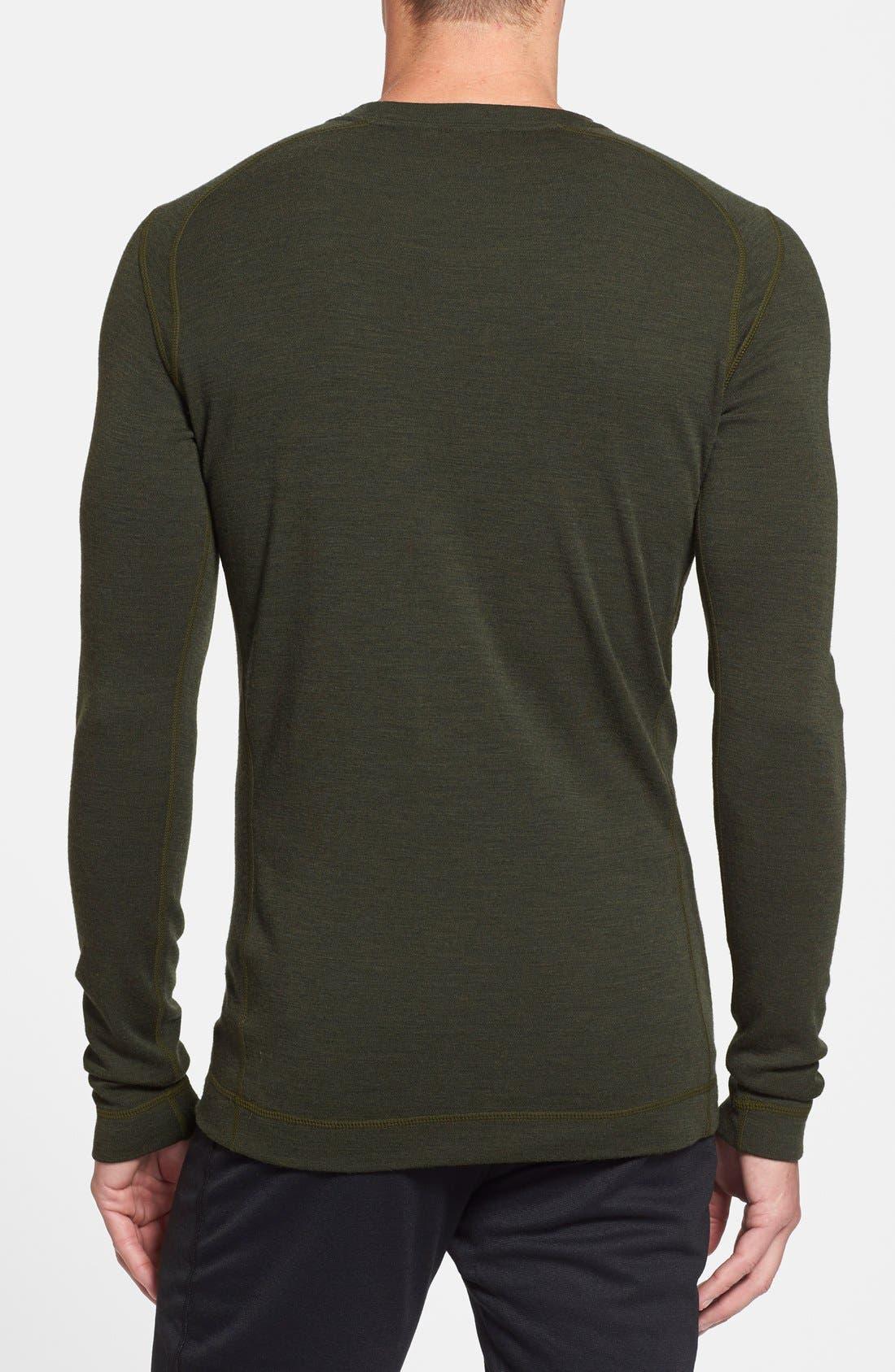 Alternate Image 2  - Smartwool 'Midweight 250' Base Layer Merino Wool Crewneck Shirt
