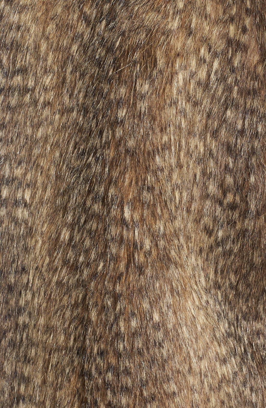 Alternate Image 3  - Via Spiga Faux Fur Vest