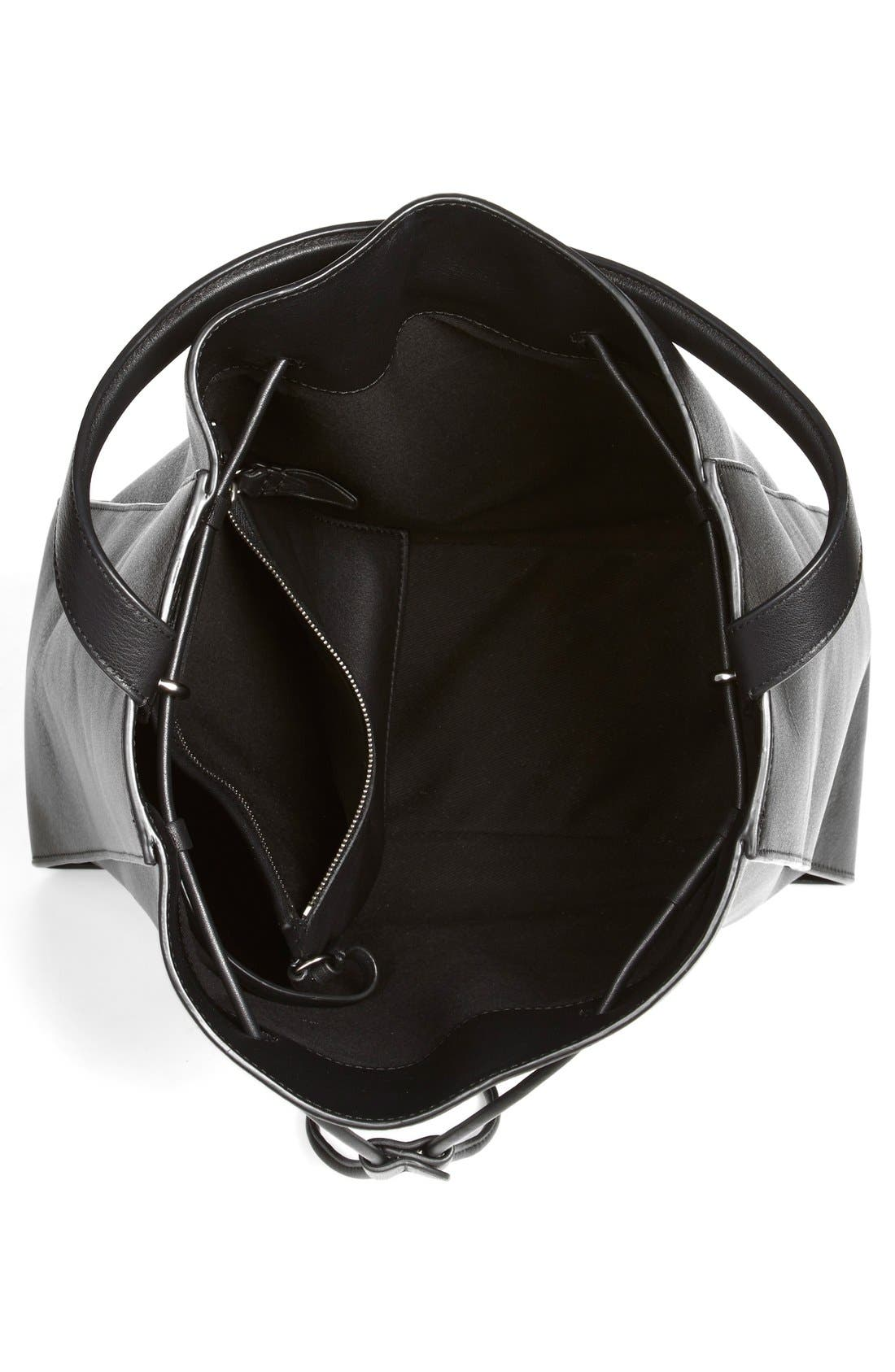 Alternate Image 3  - 3.1 Phillip Lim 'Large Soleil' Leather Bucket Bag
