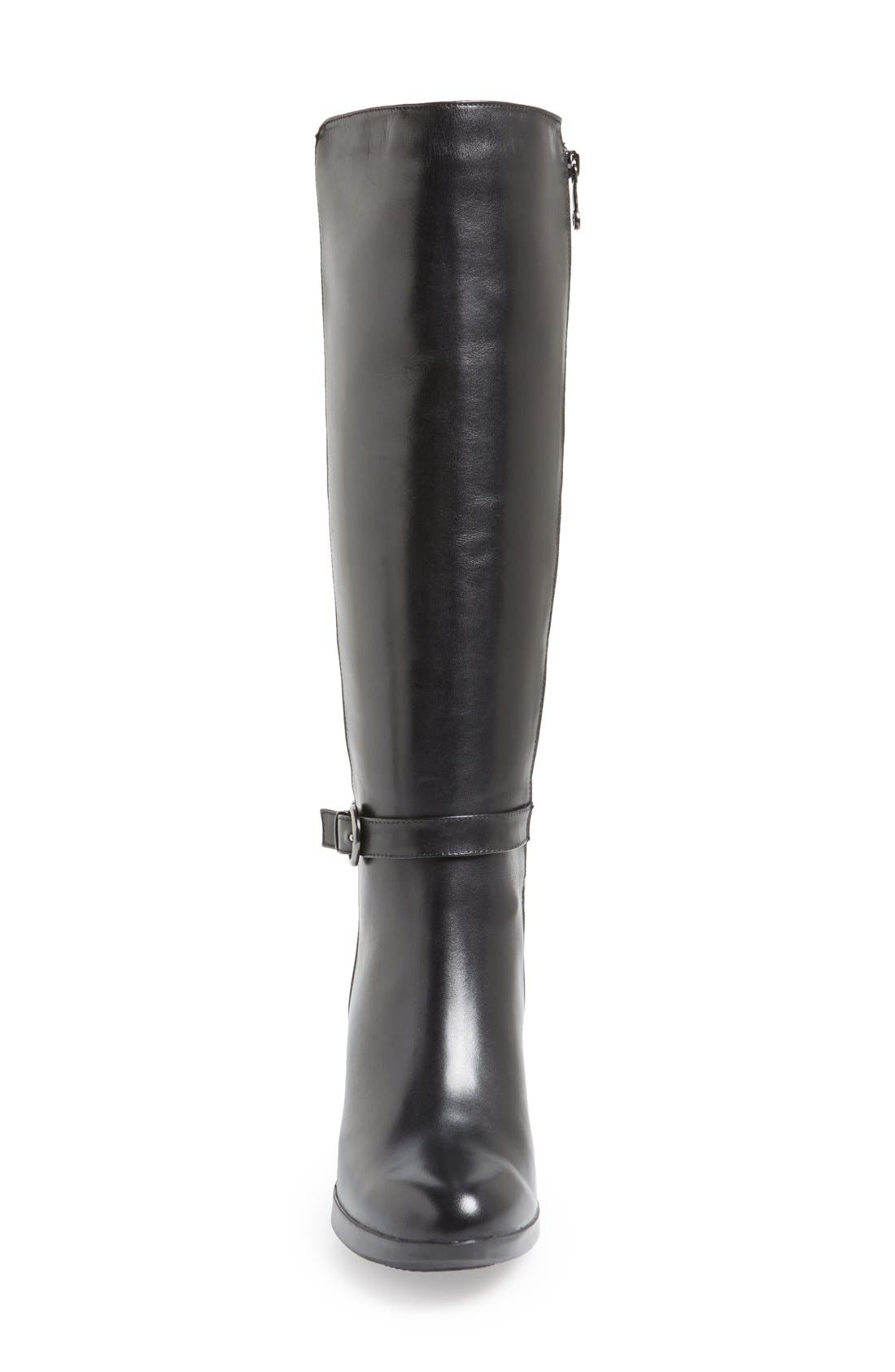 Alternate Image 3  - Blondo 'Ilanna' Knee High Leather Boot (Women)
