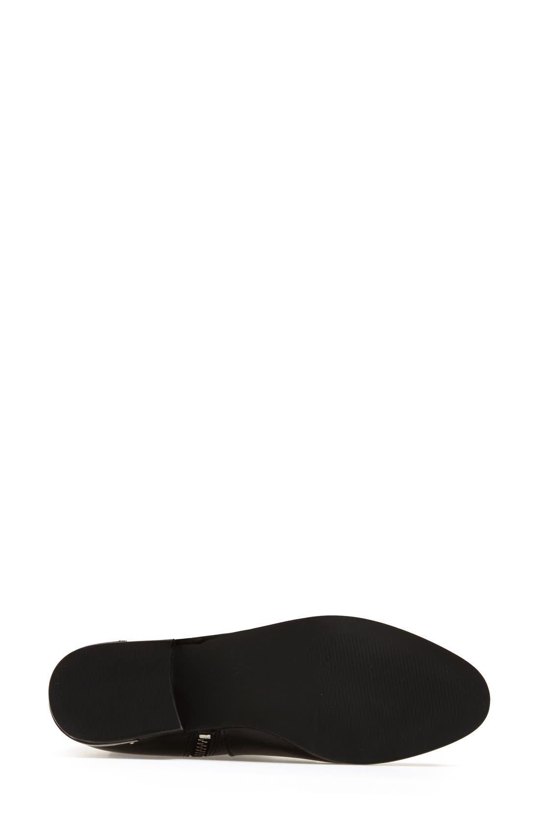 Alternate Image 4  - MICHAEL Michael Kors 'Aileen' Leather Boot (Women)