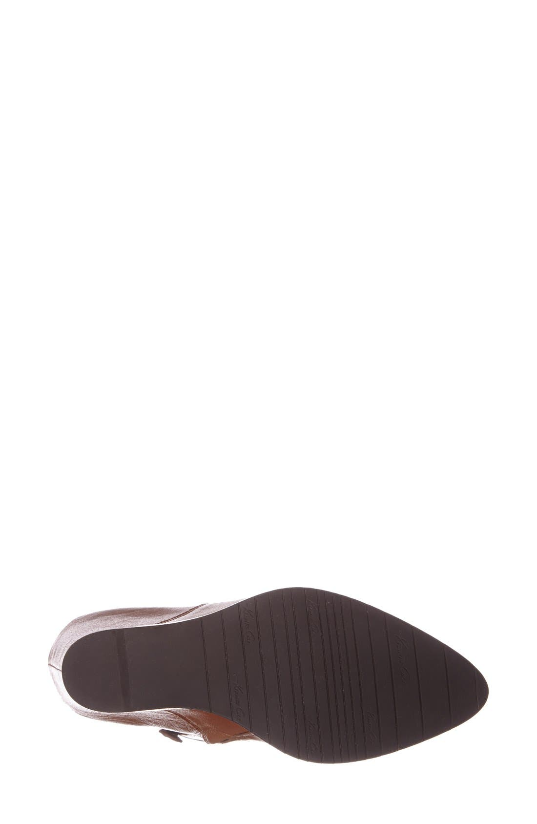 Alternate Image 4  - Kenneth Cole New York 'Sloane' Leather Wedge Bootie (Women)
