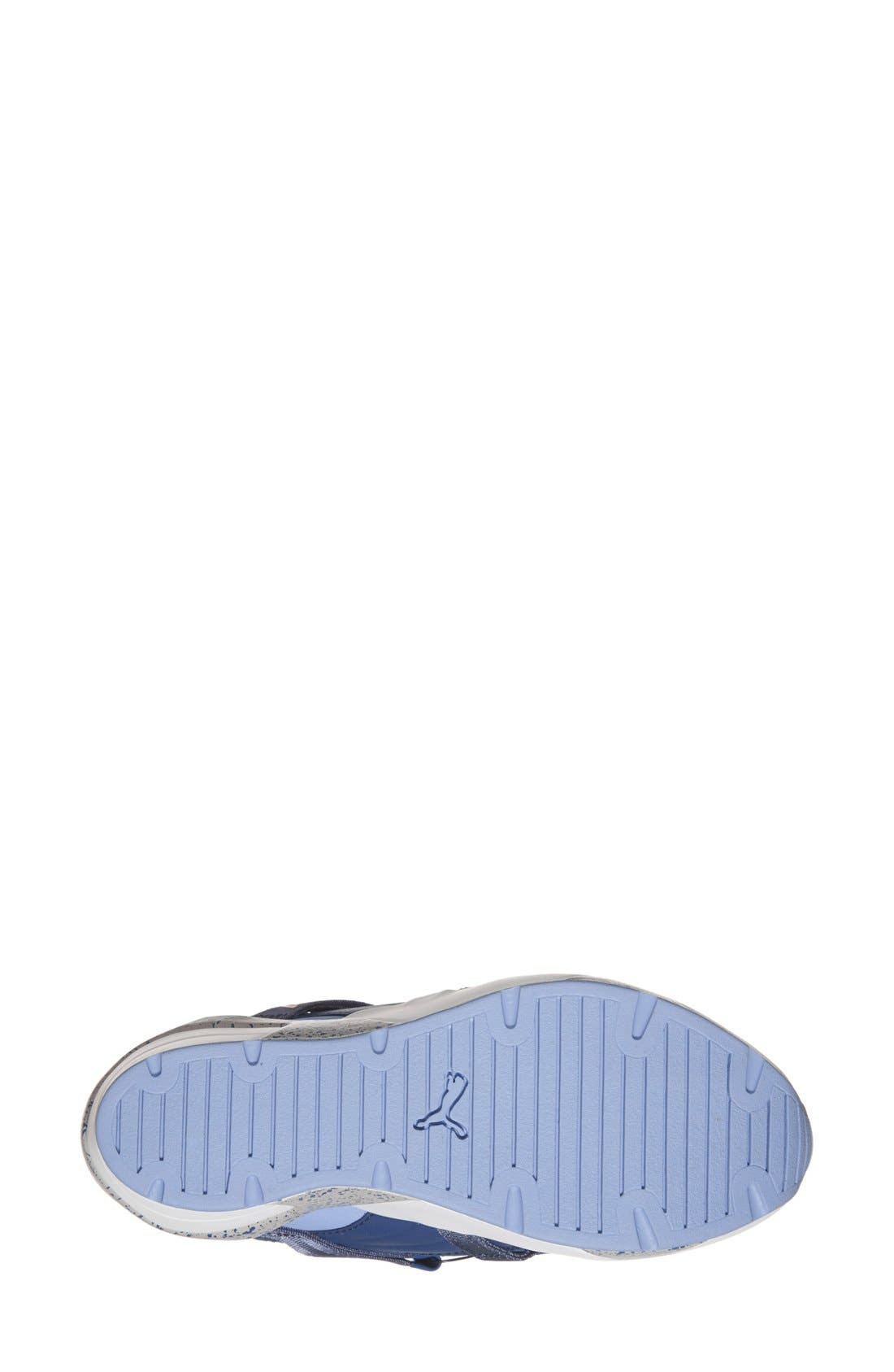 Alternate Image 4  - PUMA 'Disc Trinomic - Sophia Chang' Wedge Sneaker (Women)