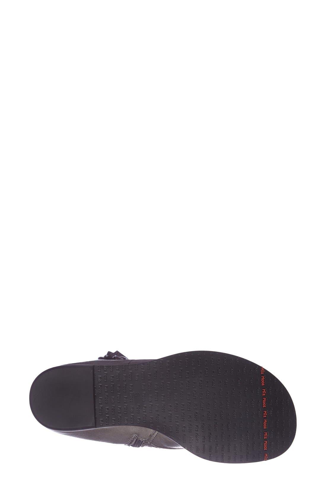 Alternate Image 4  - Miz Mooz 'Bloom' Leather Boot (Women)(Wide Calf)