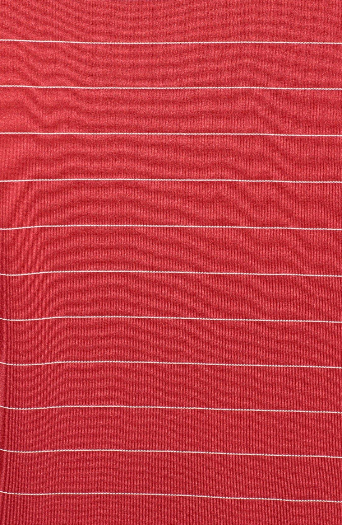 Alternate Image 3  - Cutter & Buck Franklin Stripe DryTec® Polo