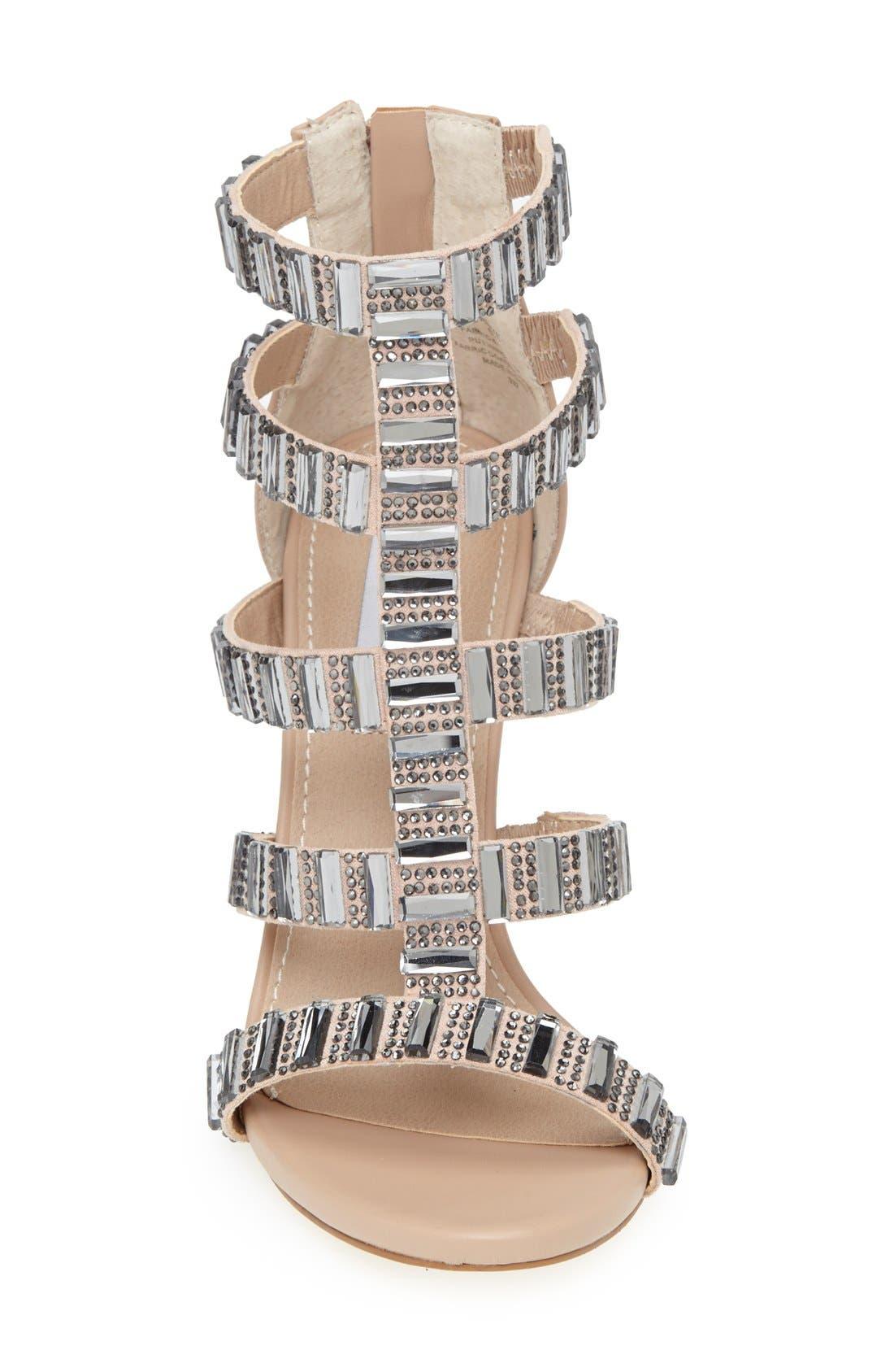 Alternate Image 3  - Steve Madden 'Famme' Crystal Sandal (Women)