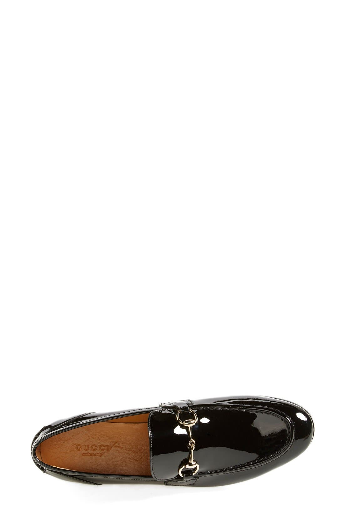 Alternate Image 3  - Gucci 'New Power' Patent Leather Loafer