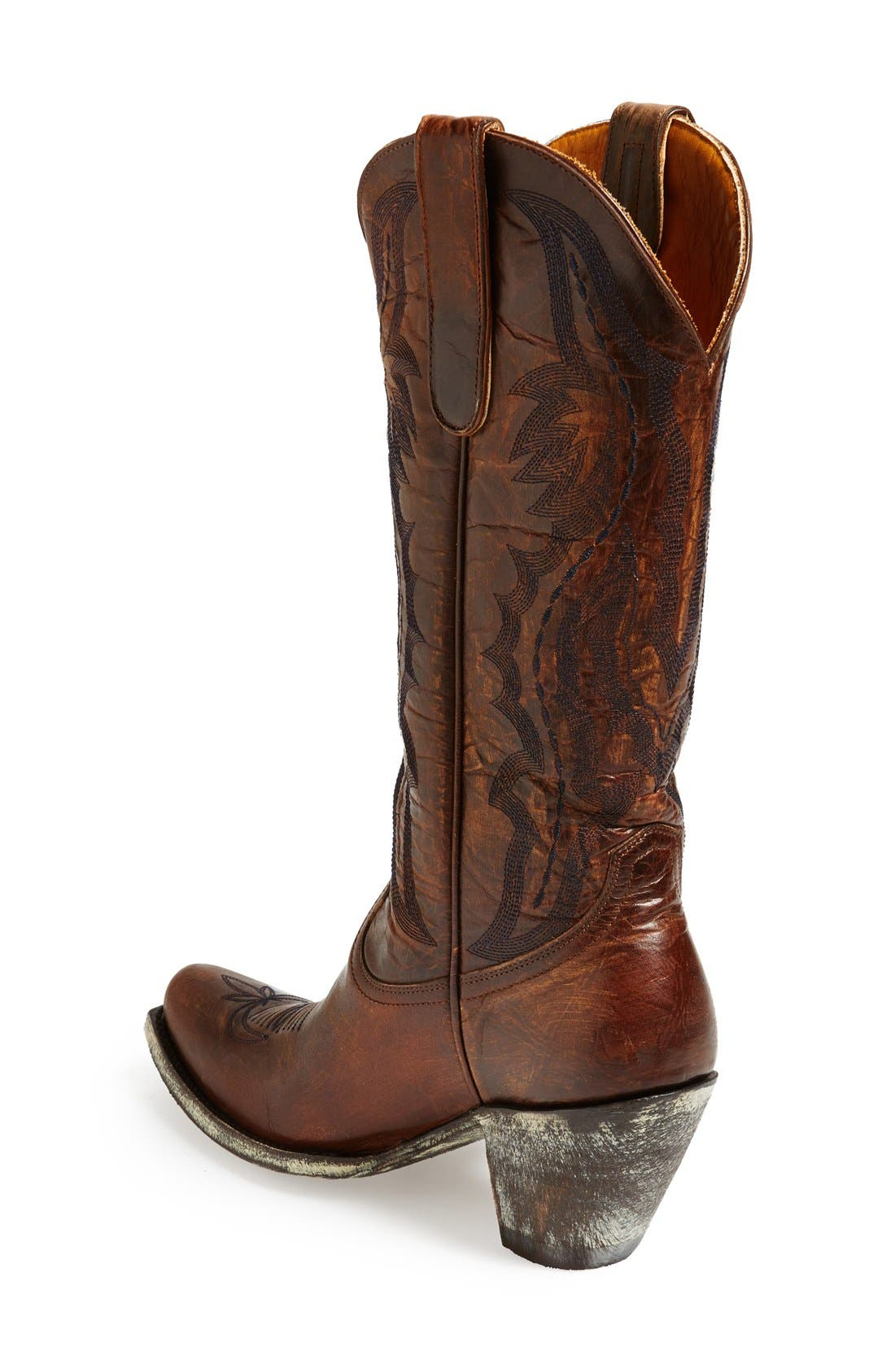 Alternate Image 2  - Old Gringo 'Rio' Leather Western Boot (Women)
