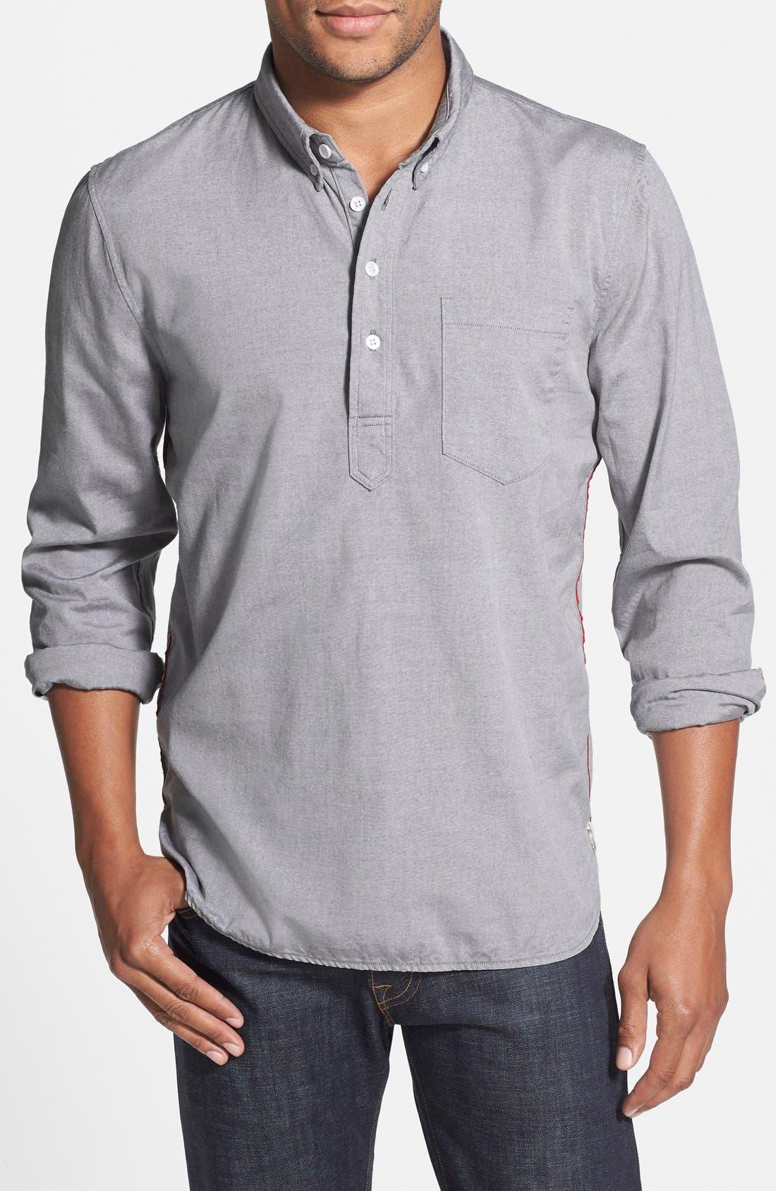 M.Nii 'Senator' Oxford Pullover Shirt | Nordstrom