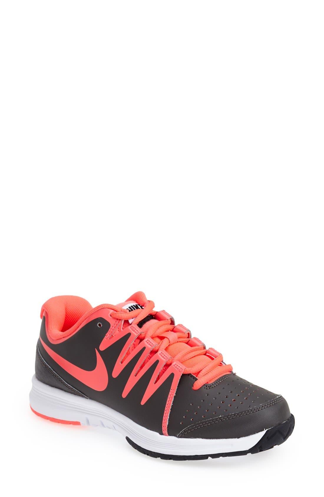 Alternate Image 1 Selected - Nike 'Vapor Court' Tennis Shoe (Women)
