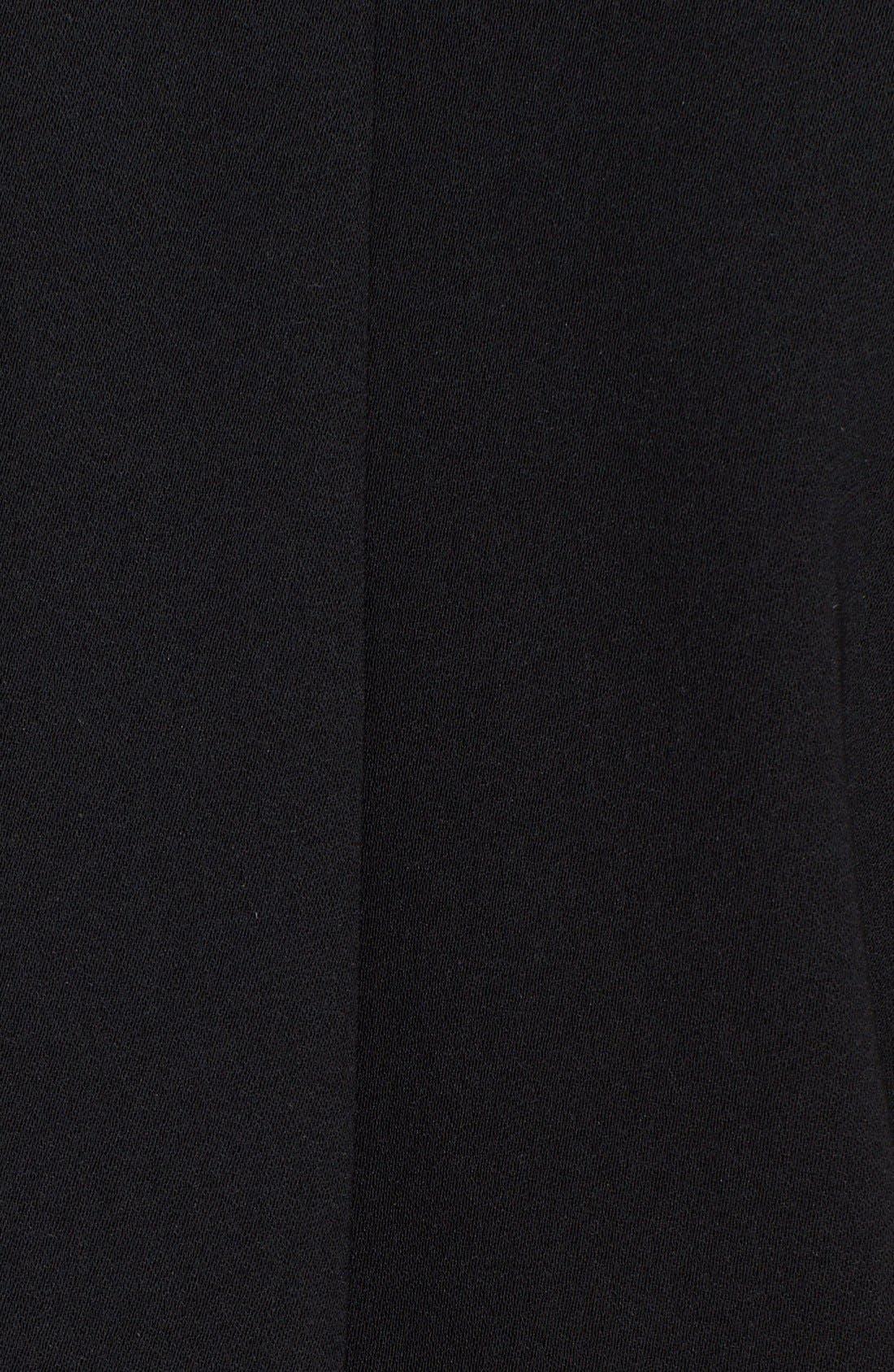 Sleeveless Jumpsuit,                             Alternate thumbnail 3, color,                             Black