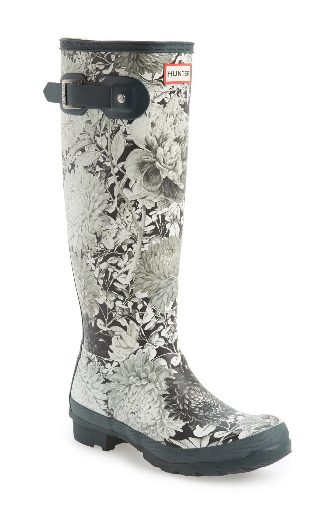 Alternate Image 1 Selected - Hunter 'Original Tall' Rain Boot (Women)