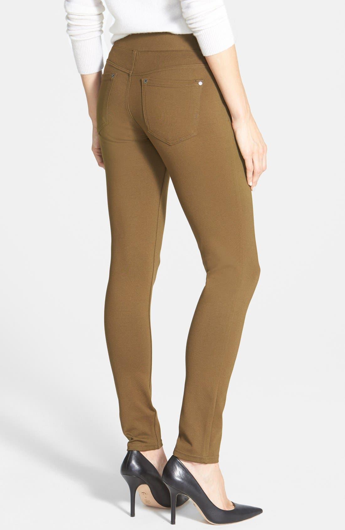 Alternate Image 2  - Liverpool Jeans Company 'Sienna' Ponte Leggings