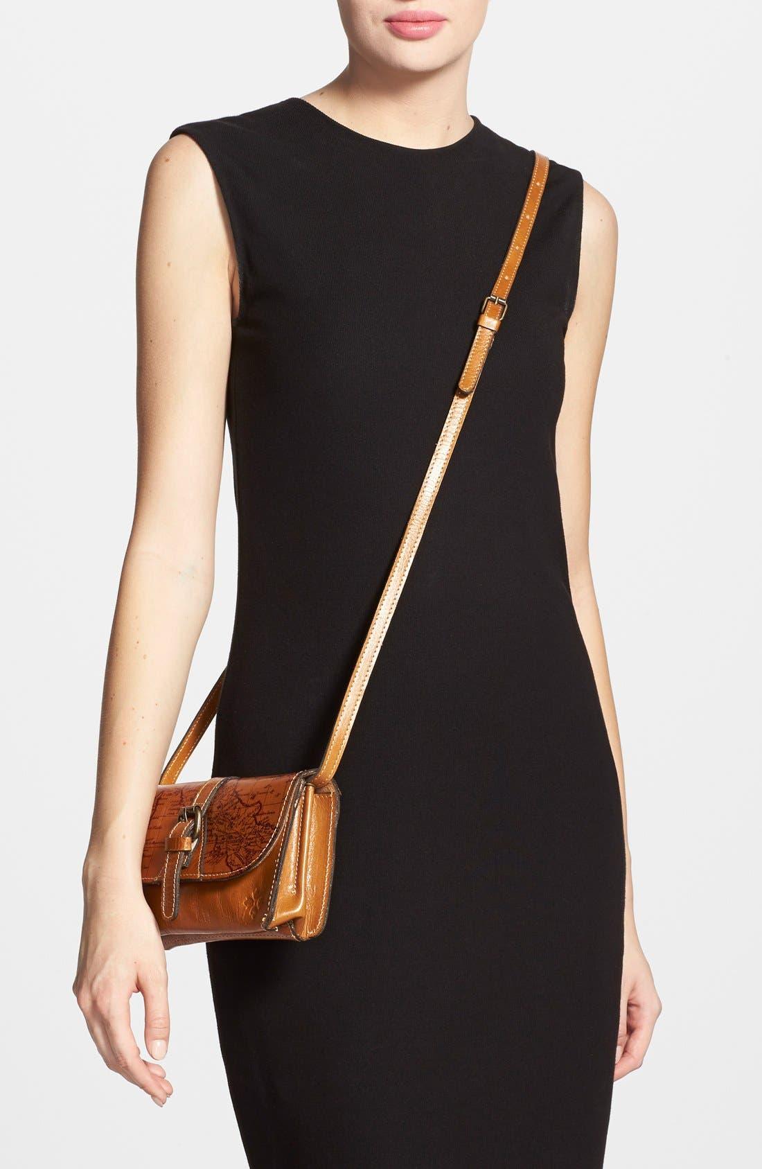 Alternate Image 2  - Patricia Nash 'Torri' Leather Crossbody Bag