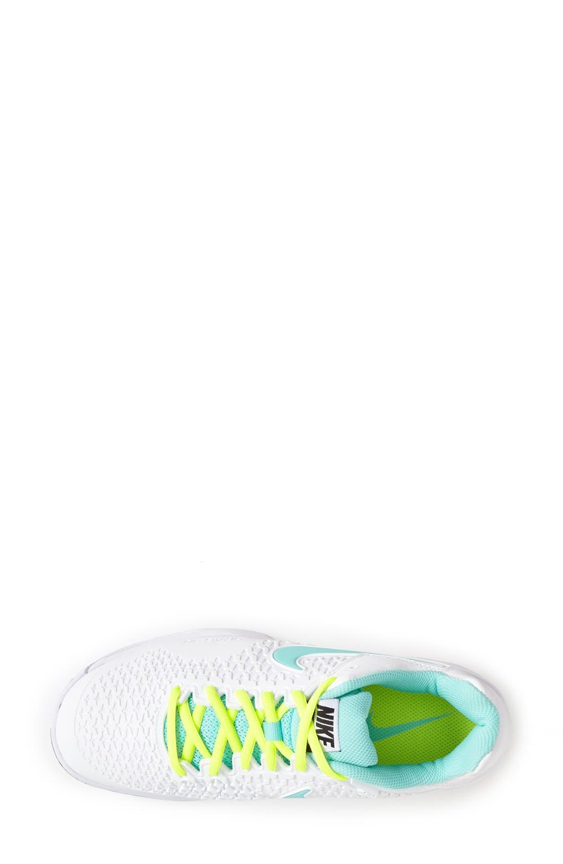 Alternate Image 3  - Nike 'Air Max Cage' Tennis Shoe (Women) (Regular Retail Price: $115.00)