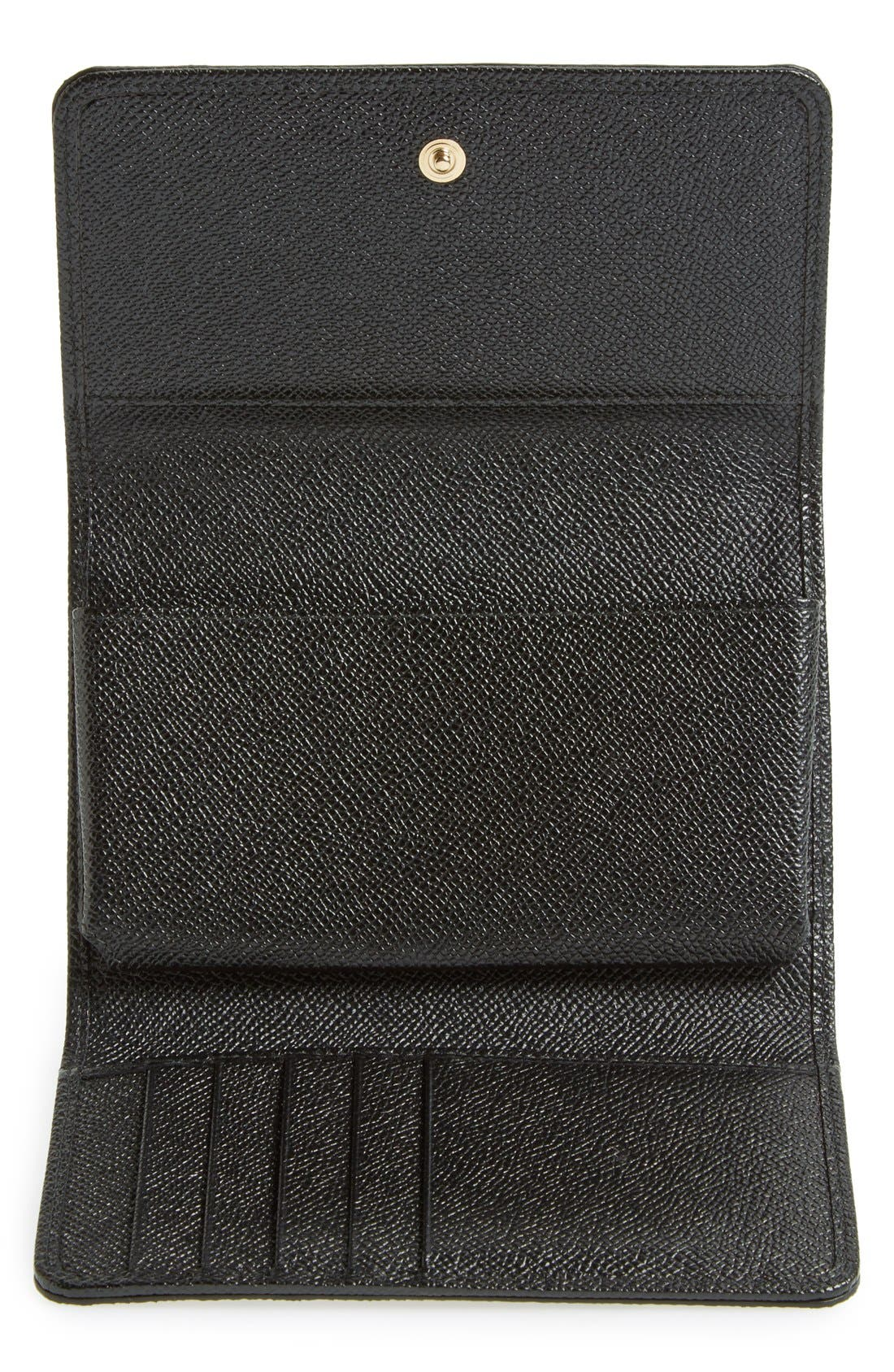 Alternate Image 3  - Dolce&Gabbana Leopard Print Smartphone Wallet