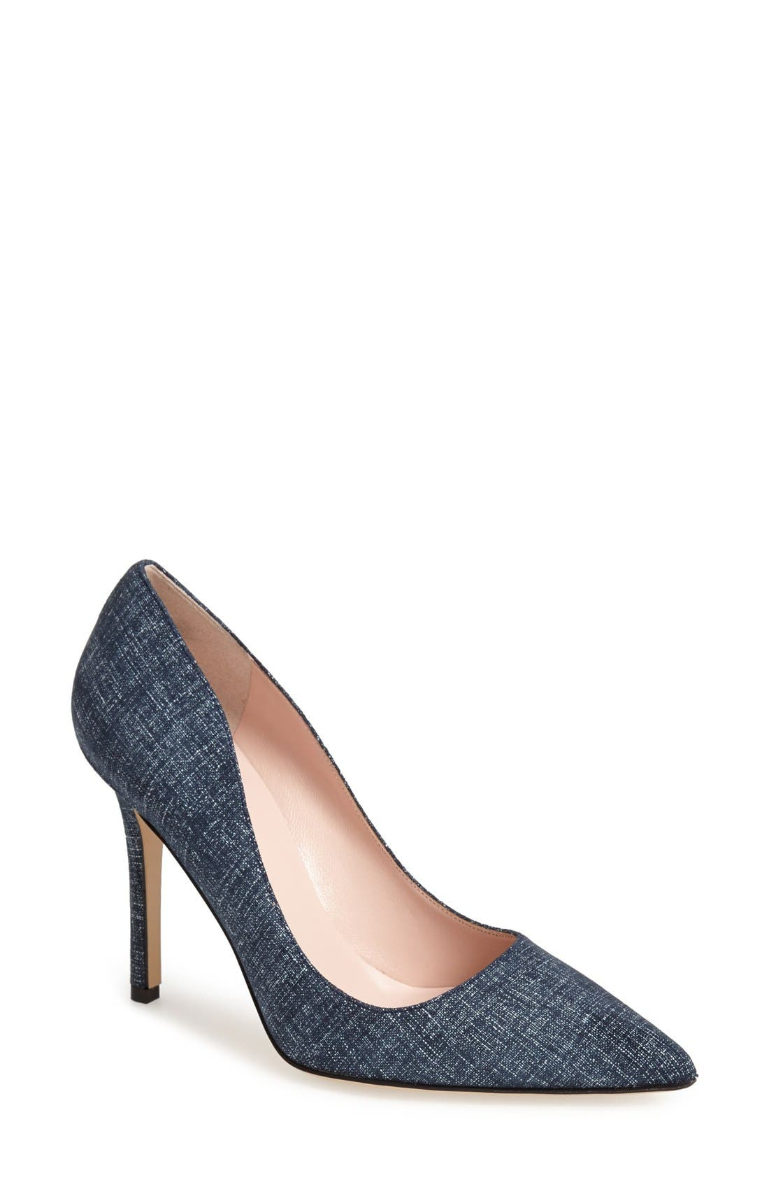 Main Image - kate spade new york 'larisa' pointy toe pump (Women)