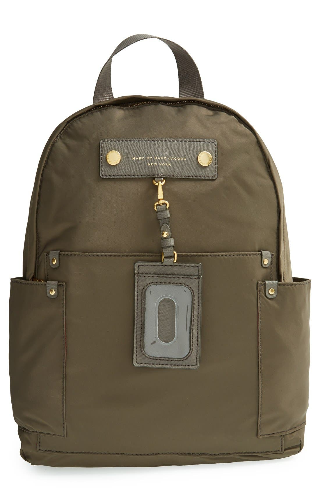 Main Image - MARC BY MARC JACOBS 'Preppy Nylon' Backpack