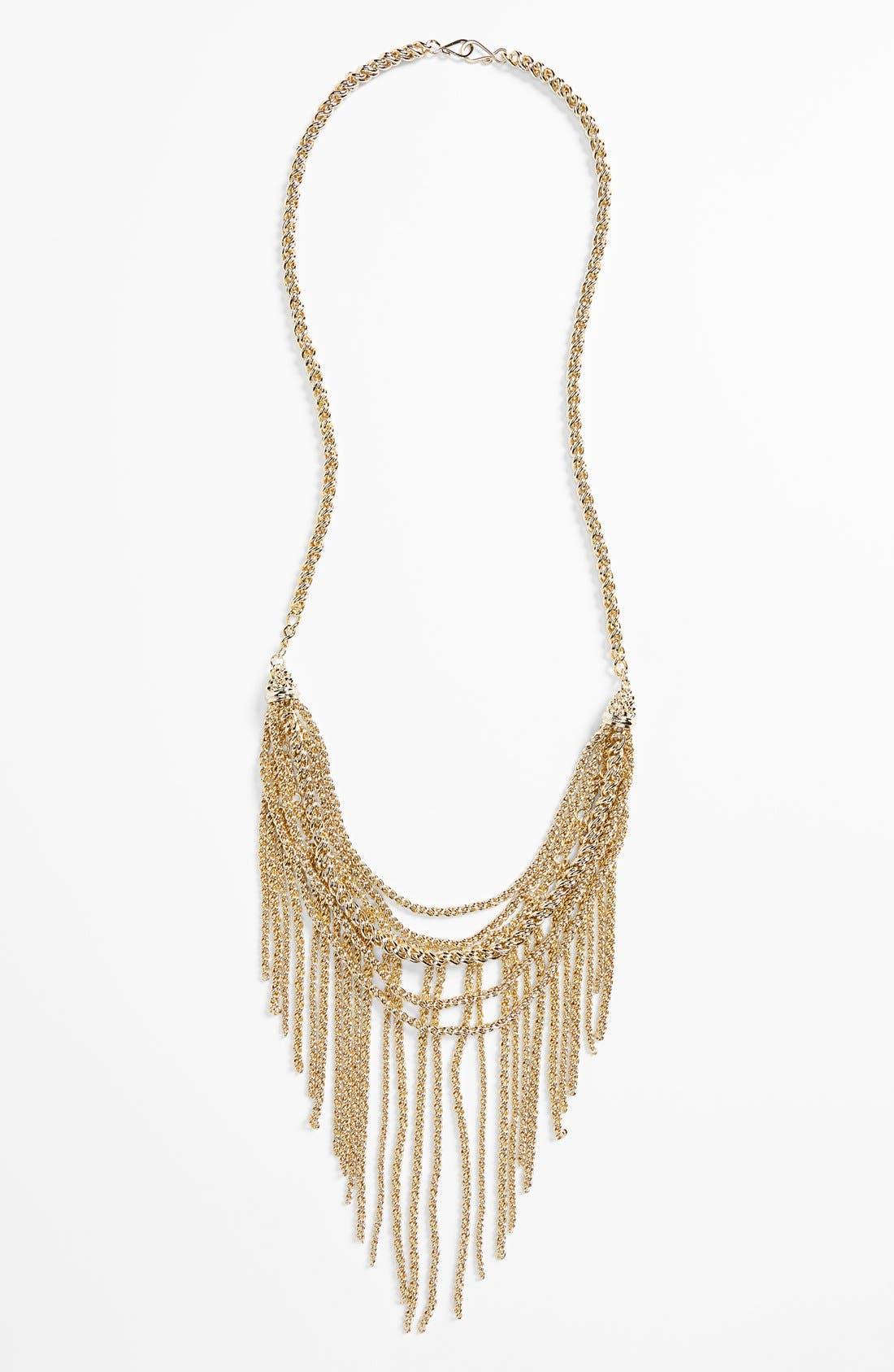 Alternate Image 2  - Kendra Scott 'Landry' Long Chain Fringed Necklace