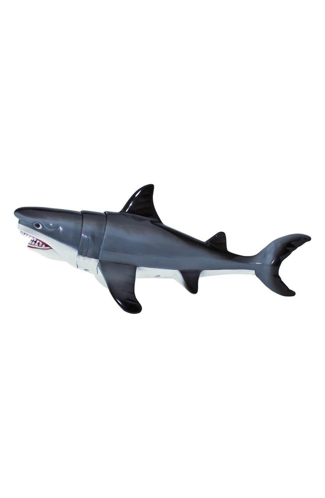 Alternate Image 1 Selected - Safari Ltd. Jaw Snapping Great White Shark Figurine