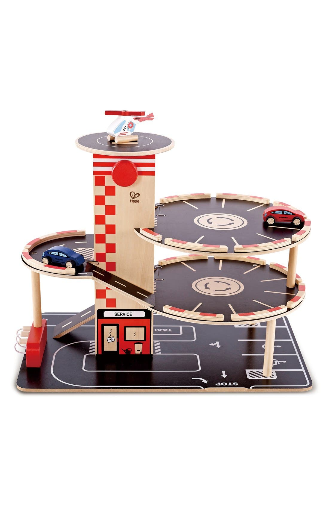 Alternate Image 1 Selected - Hape 'Park & Go' Parking Garage