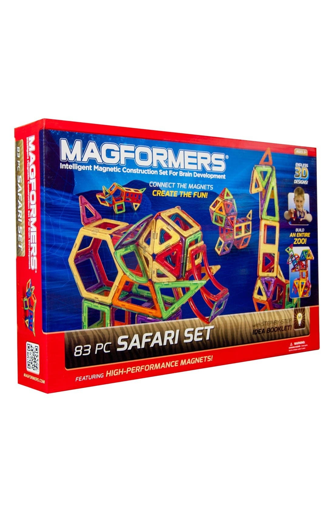 'Safari' Construction Set,                         Main,                         color, Multi