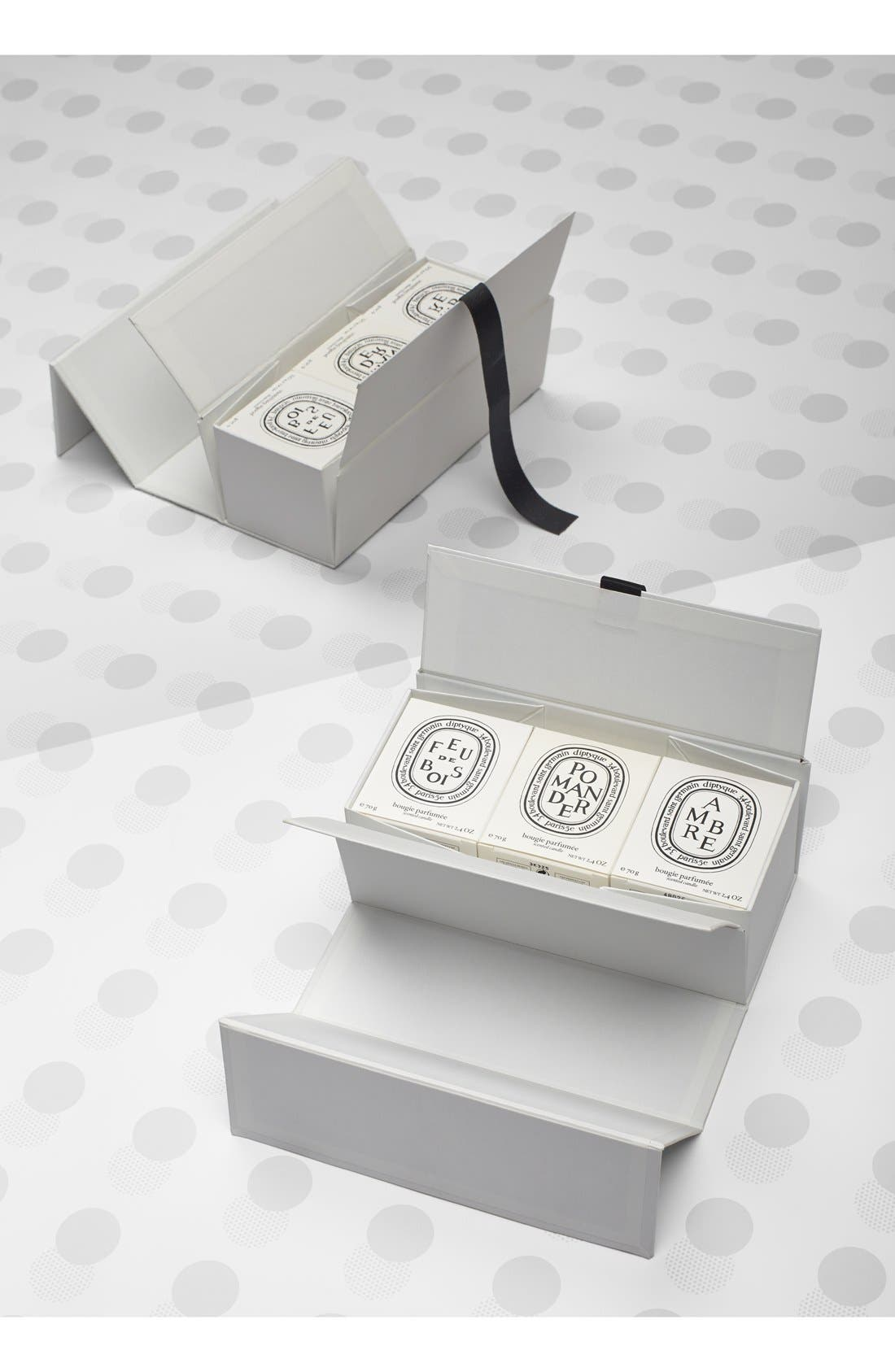 Main Image - diptyque Scented Votive Candles (Set of 3)