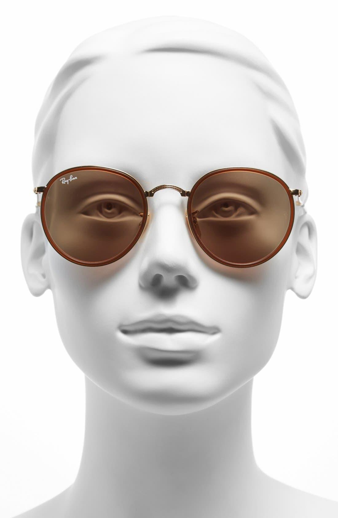 Alternate Image 2  - Ray-Ban 51mm Foldable Sunglasses