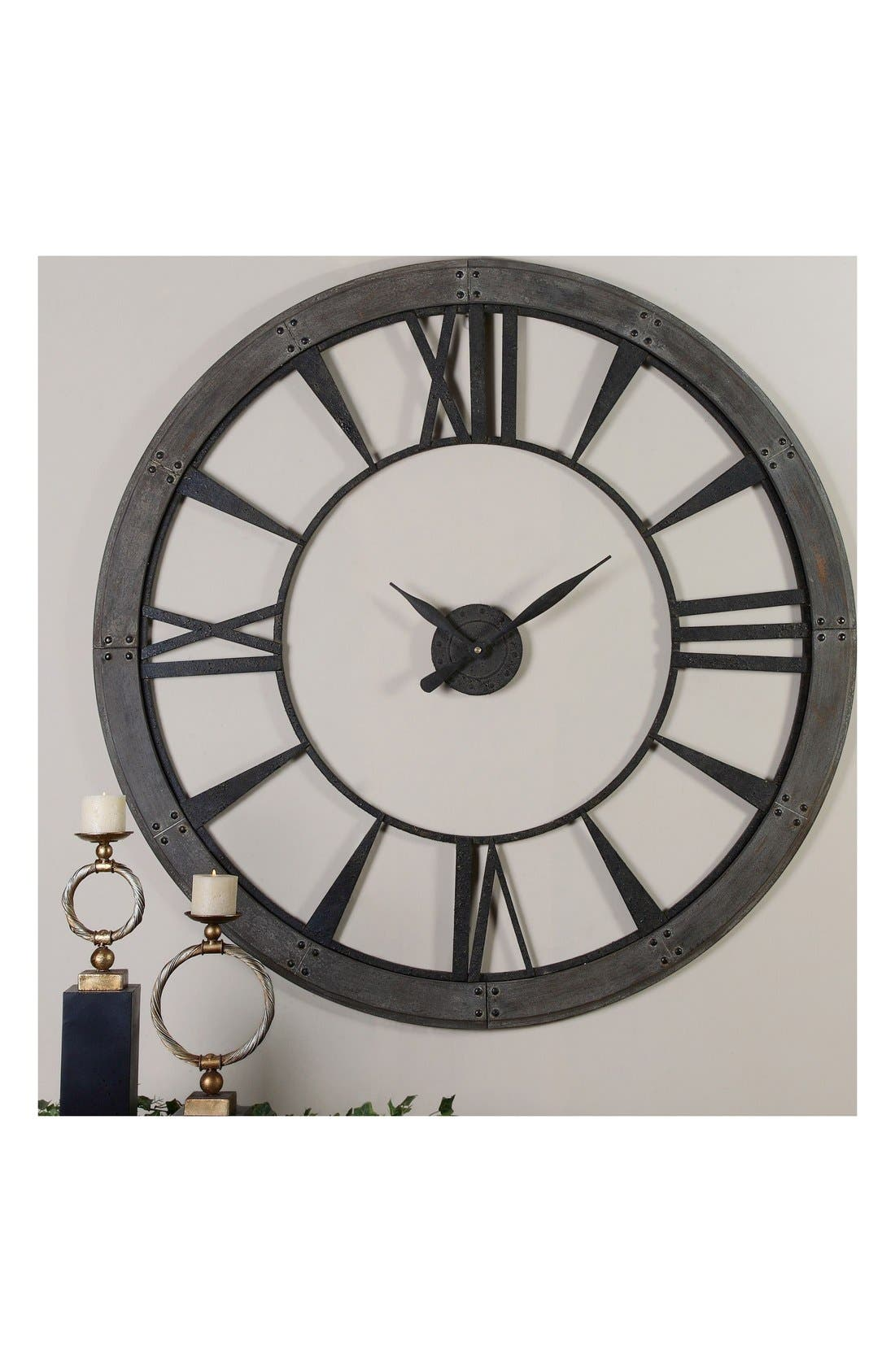 Alternate Image 2  - Uttermost 'Ronan' Wall Clock