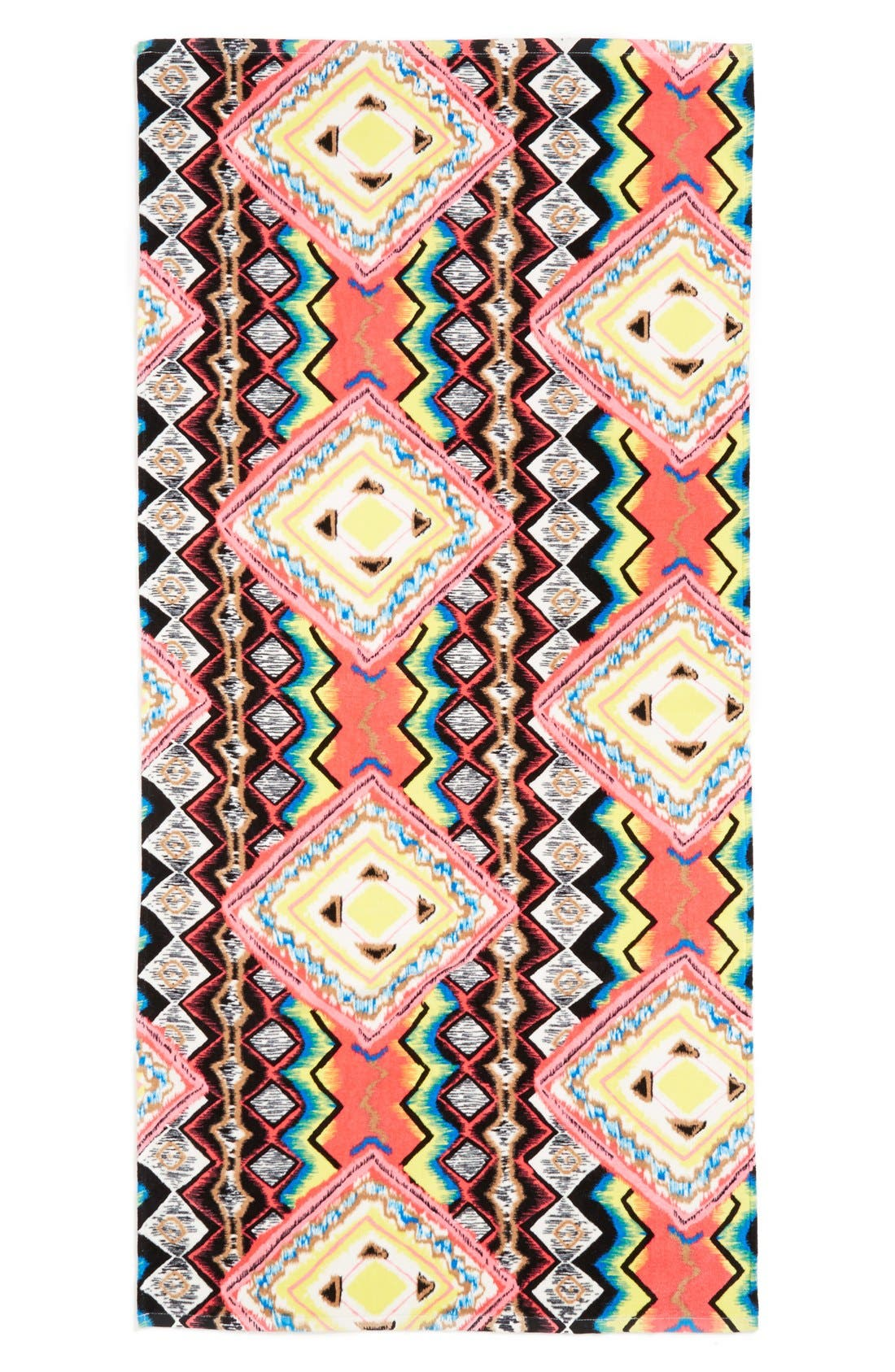 Alternate Image 1 Selected - Volcom 'City Lights' Print Towel