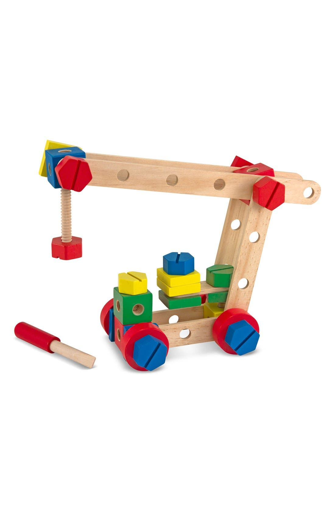 Main Image - Melissa & Doug Construction Set in a Box