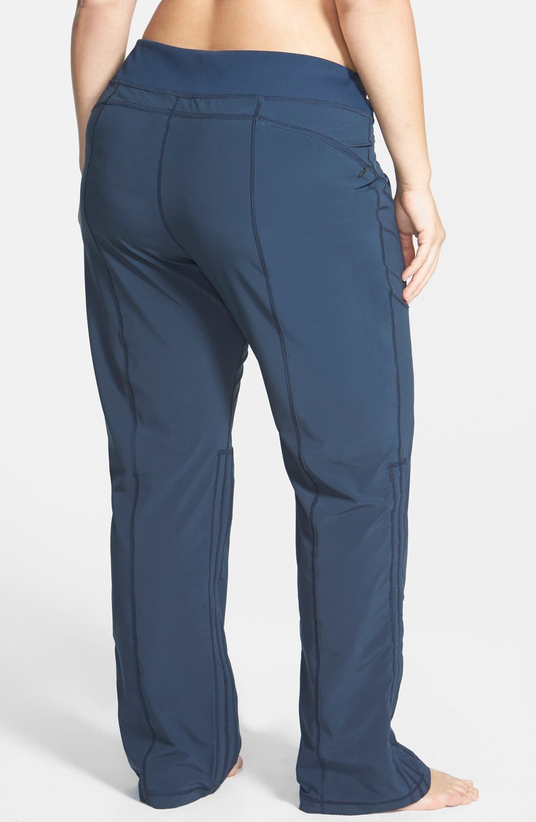 'Work It' Pants,                             Alternate thumbnail 2, color,                             Navy Eclipse
