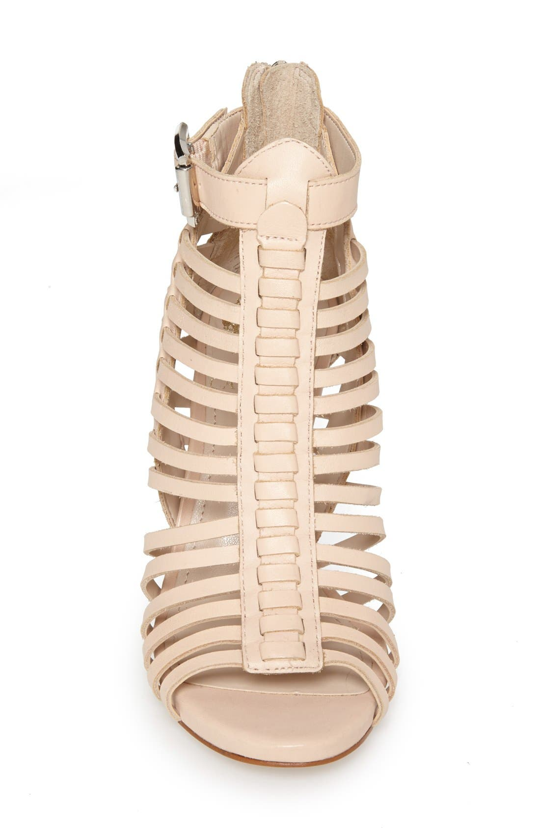 Alternate Image 3  - Vince Camuto 'Remmie' Leather Cage Sandal (Women)