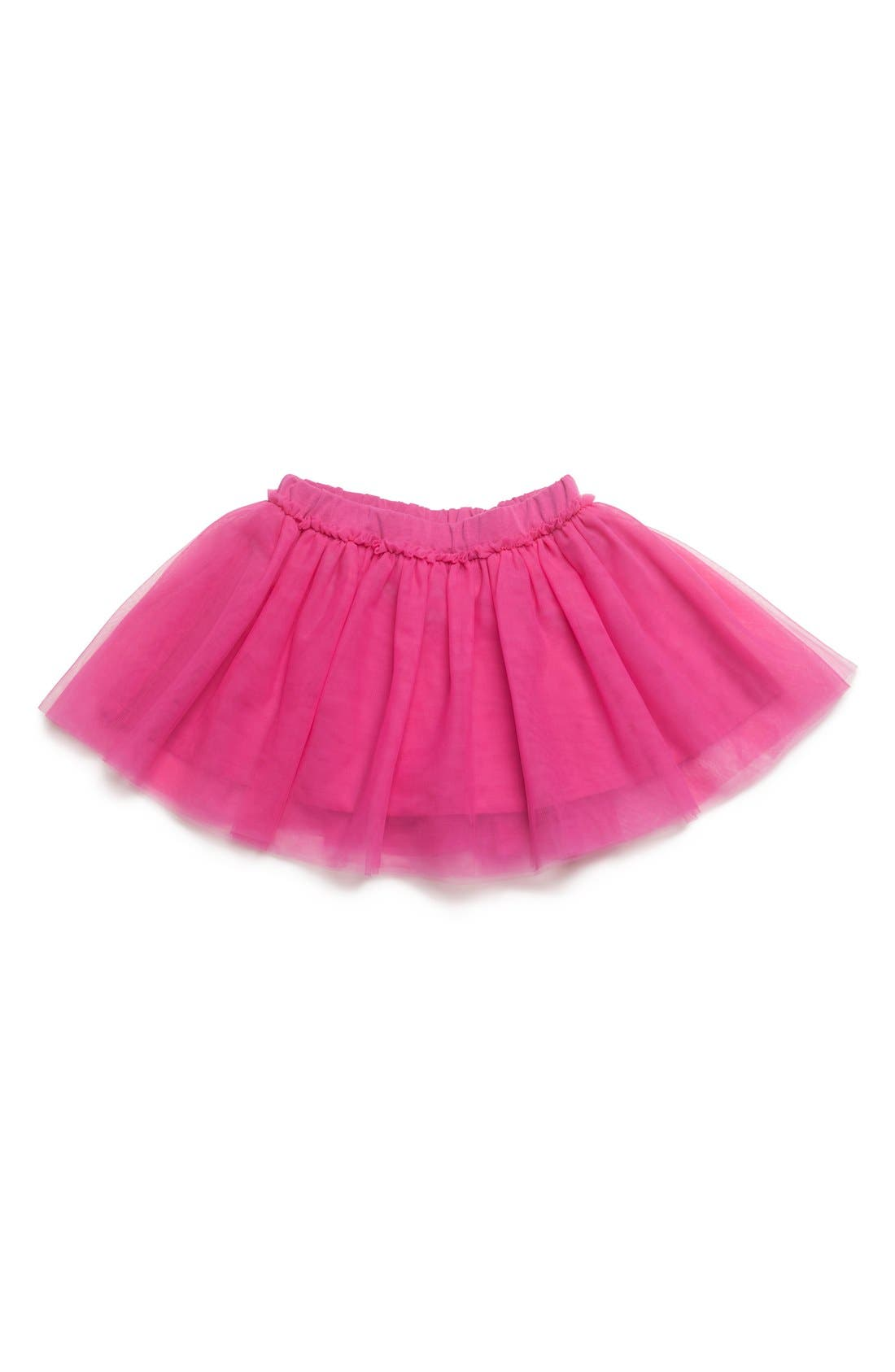 Alternate Image 1 Selected - Monica + Andy Spinning Skirt (Baby Girls)