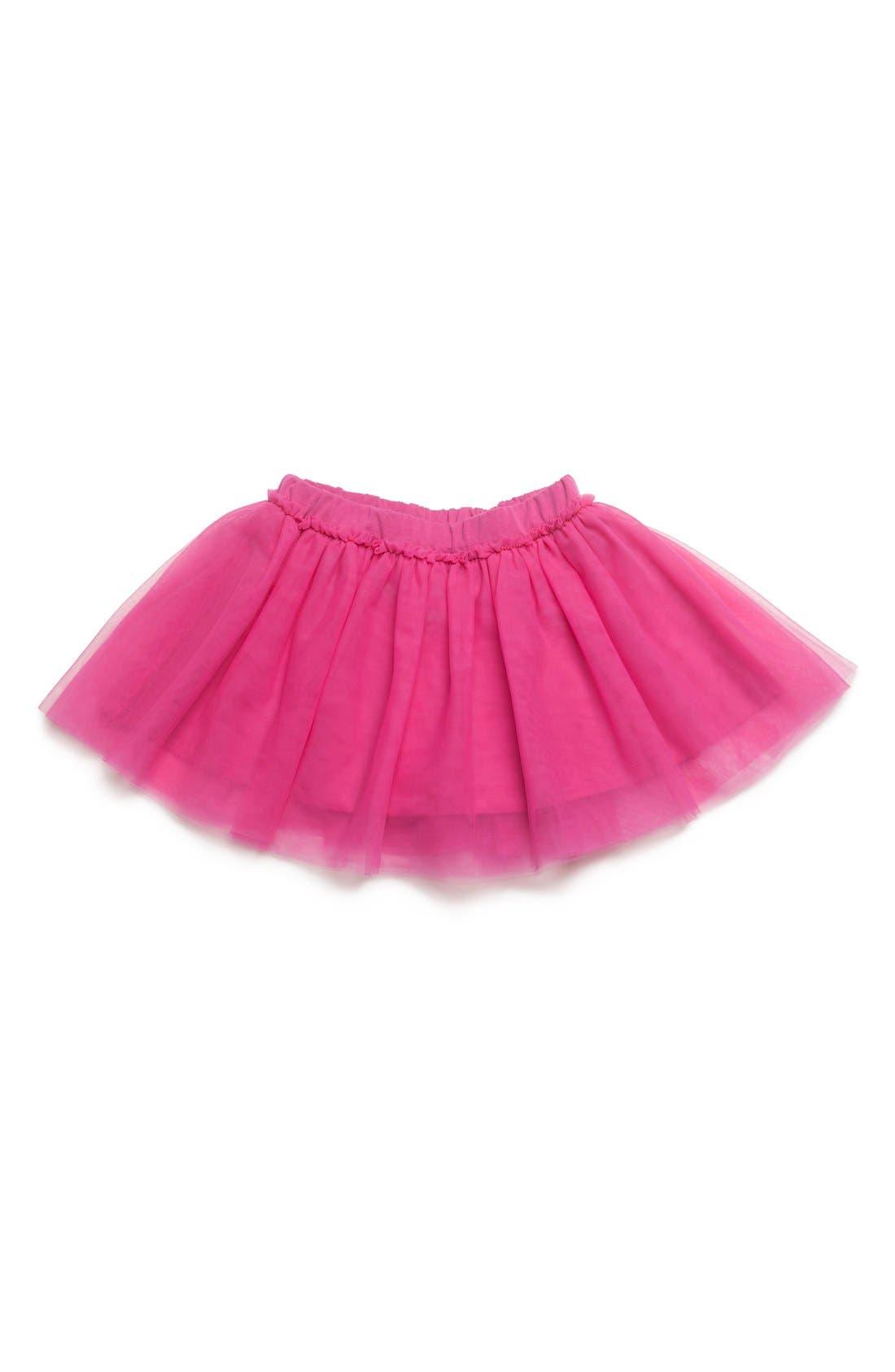 Main Image - Monica + Andy Spinning Skirt (Baby Girls)