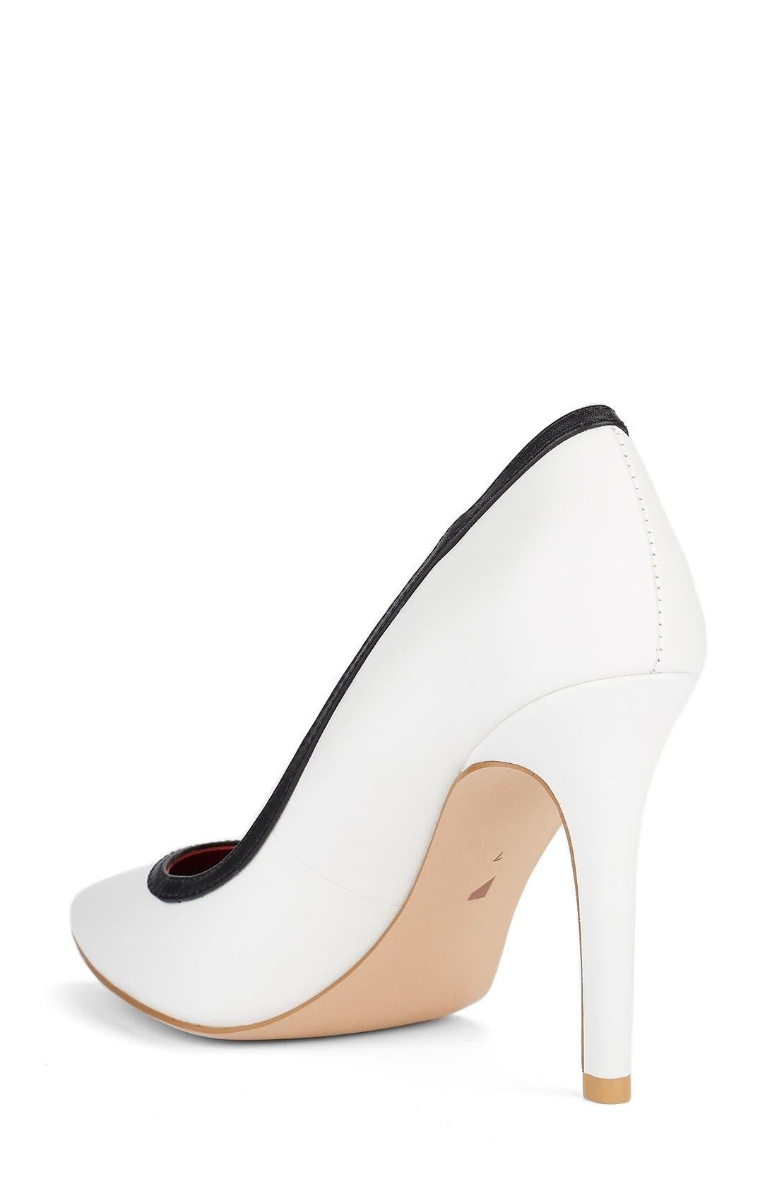 Alternate Image 2  - Shoes of Prey x Kim Jones La Dolce Vita Collection Pointy Toe Pump (Women)