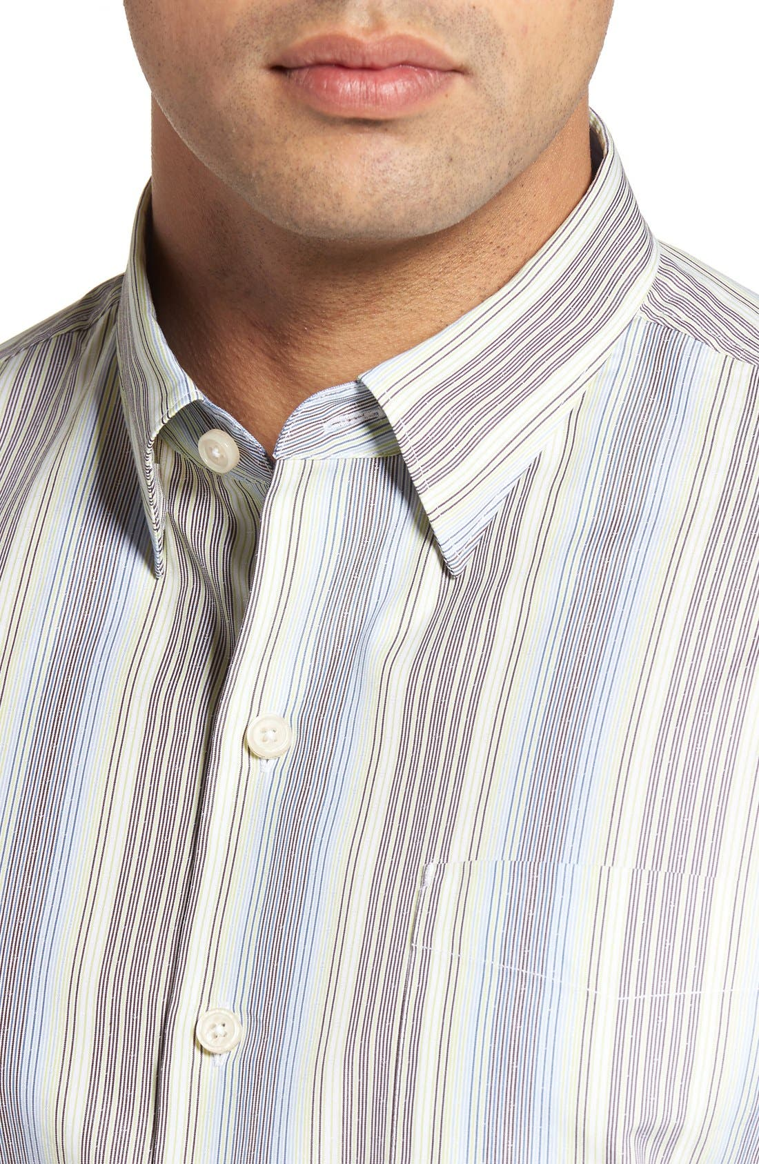 Alternate Image 4  - Tommy Bahama Roda Viva Original Fit Sport Shirt